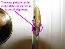 Door repair: how to fix a door that doesn't latch - Structure Tech ...