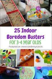 fun crafts to do at home with toddlers. 25 indoor boredom busters for 3-4 year olds fun crafts to do at home with toddlers