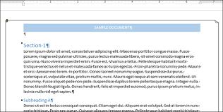 Text Document How To Add A Border To An Entire Page In Word