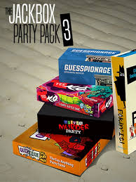 The Jackbox Party <b>Pack 3</b> - Twitch