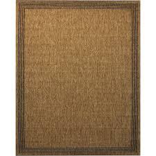 mainstream indoor outdoor rugs 8x10 portfolio arena chestnut inspirational area rug