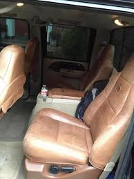 elegant f bucket king ranch rear seat for trade ford powerstroke sel forum with ford f250 king ranch interior