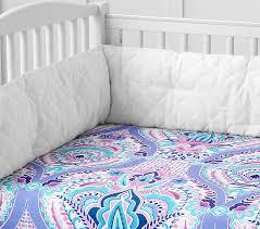 bright crib sheets