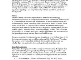 sample essay sample essay on leadership studies org population trends and development sample essay oxbridge