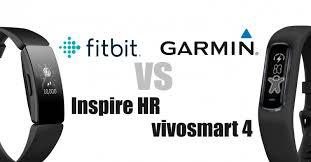 Garmin Vivosmart Hr Sizes Chart Fitbit Inspire Hr Vs Garmin Vivosmart 4 Which Is Better