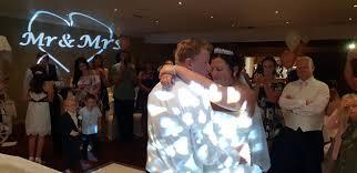 18th August - Holt Lodge, Wrexham for the 80's playlist wedding of Scott &  Karen - Chicks with Decks - DJ services