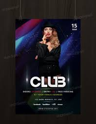 Club Flyers Address 025 Club Flyer Templates Free Template Ideas Psd Download