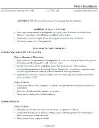 Example Of A Functional Resume For Student Joele Barb