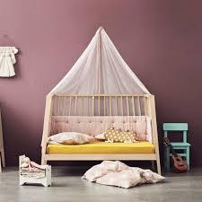 Linea Bedroom Furniture Leander Linea Babybett In Eiche Online Kaufen Kidswoodlove
