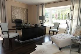 office chaise. Simple Office Photo 5 Of 6 Shaped Executive Desks With Armless Chaise Lounge Chairs Home  Office Contemporary And Wallcoverings  In L
