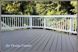 Refinishing Our Deck Deck Colors Deck Stain Colors White