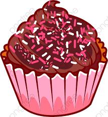 Cartoon Cupcakes Cartoon Clipart Chocolate Cake Chocolate