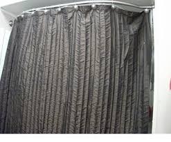 curved shower curtain rod home depot best shower curtain ideas