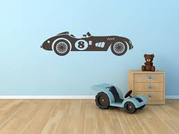 best vintage car wall decor