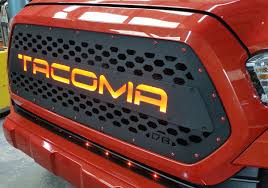 Grille Inserts : Pure Tacoma Accessories, Parts and Accessories ...