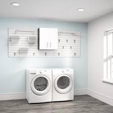 flow wall modular laundry room storage