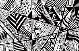 tumblr background black and white pattern. Black White Abstract Pattern Vector Line Drawing Graphic Pen Textile Vasare Nar Commission Summer Trend Inside Tumblr Background And