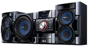 sound system sony. sony mhc-ec99 stereo mini hi-fi music system for 110-240 volts sound