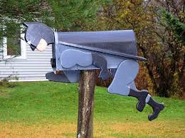 unique residential mailboxes. Image Of: Unique Mailbox Post Ideas Residential Mailboxes