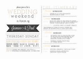 Wedding Schedule Template Inspiration Wedding Reception Programme Template Elegant Wedding Agenda Template