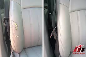 interior repair leather repair