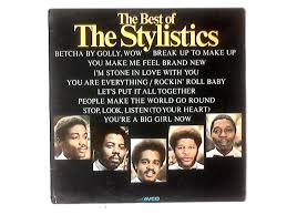 le the best of stylistics lp p artist book binding n a record label avco year publication