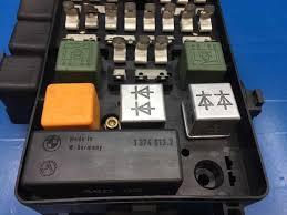 autobahn parts electrical bmw e28 5 e23 7 oem fuse box part bmw e28 5 e23 8 oem fuse box terminal used condition excellent