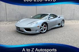Tom says it's motoring nirvana and i say it isn't. Used Ferrari 360 For Sale In Dublin Oh Edmunds