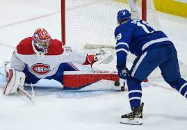 toronto maple leafs at montreal