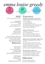 Resume Format Resume For Music Producer Tv Producer Free Resume