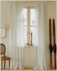 Vorhänge Schlafzimmer Schwarz Anself 80 140 Cm Pastoral Voile