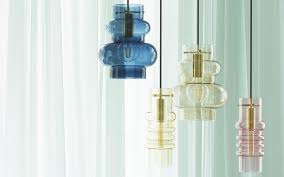 Balloon Lamp Large Eu Dusk Blue