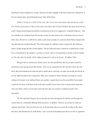 mla style essay william faulkner  5