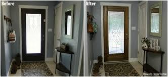 refinishing front doorA Painted Front Door  Domestic Imperfection