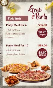 pizza hut full menu.  Hut Prices Are GSTinclusive On Pizza Hut Full Menu