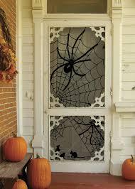 Halloween Bathroom Accessories The Best 35 Front Door Decorations For This Halloween