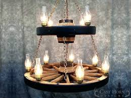 full size of wagon wheel chandelier light fixtures chandeliers rustic double ship doubl home improvement lights