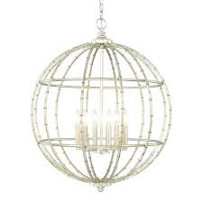 gold orb chandelier faux bamboo orb globe gold crystal orb chandelier gold orb 4 light stella