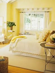Bright Yellow Bedroom Ideas