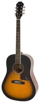 Вестерн-<b>гитара Epiphone AJ</b>-<b>220S</b> Vintage Sunburst — купить по ...