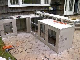 endearing inspiring diy outdoor kitchen kits modular