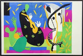 Henri Matisse: Lithograph \