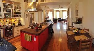 Marvelous Park Slope House Rental   Open Plan Kitchen, ...