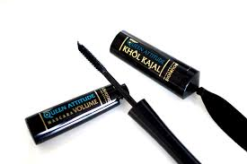review bourjois queen atude khol kajal and mascara