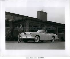 p 161 stock photos p 161 stock images alamy mar 22 2012 kaiser darrin sports car makes bow in dealer showrooms the