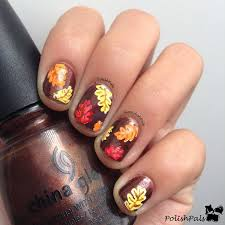 gel nail designs for fall 2014. top 10 nail art designs inspired by fall gel for 2014 n
