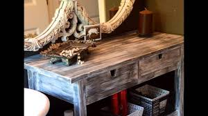 refinish old wood furniture