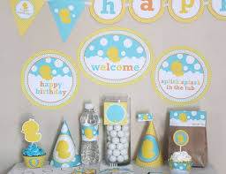 Diy Party Printables