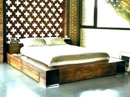 low profile king platform bed – dnevnezanimljivosti.info