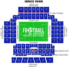 Rangers Seating Chart Ibrox Stadium Guide Glasgow Rangers F C Football Tripper